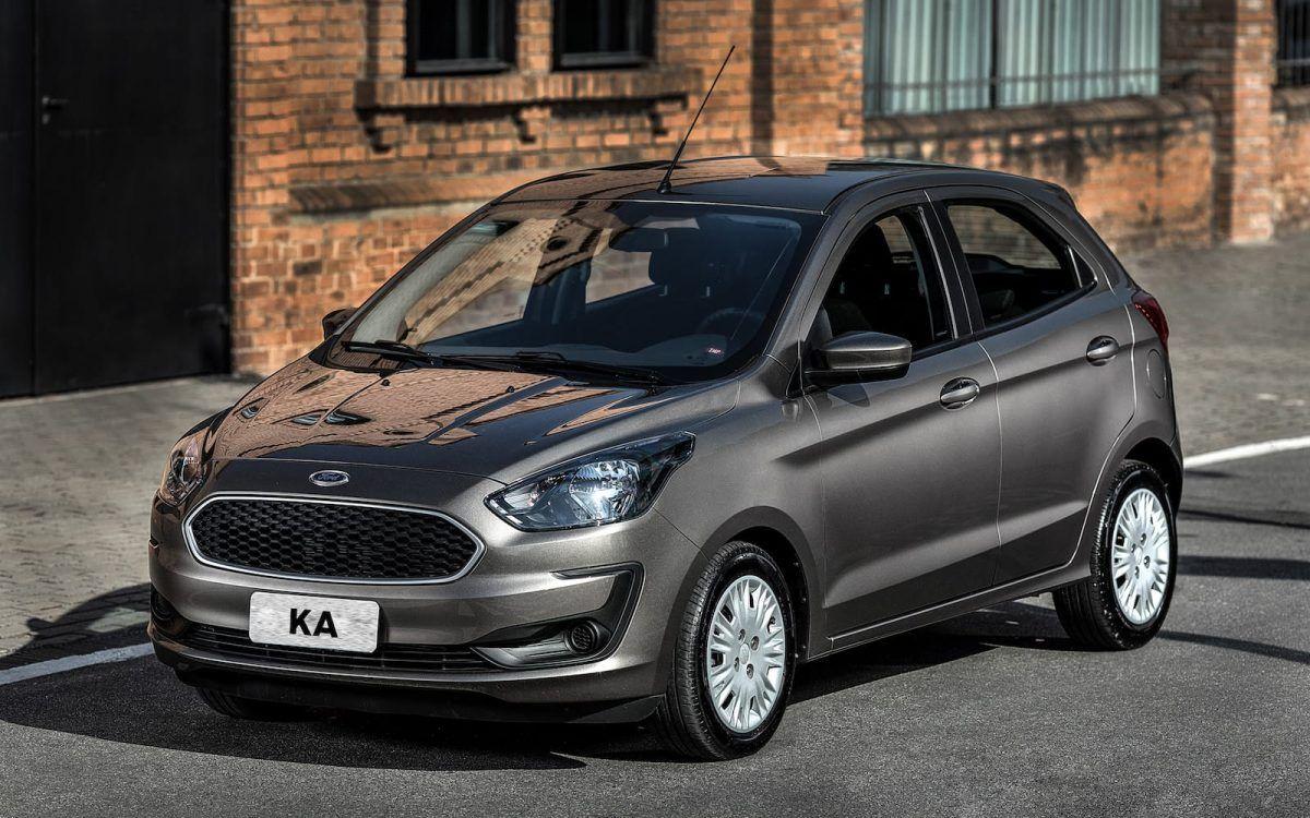 70 Imagenes Para Conocer A Fondo Al Renovado Ford Ka