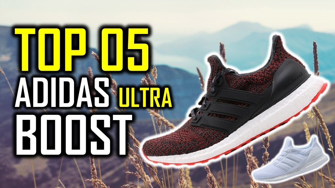 TOP 5: Best Adidas Ultra Boost Review 2019 | Popular adidas