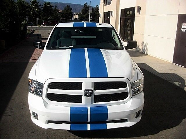 Dodge Ram 1500 Truck Mopar 11 Racing Stripes Decals Trunk Hood Rally Graphics Dodge Ram Dodge Ram 1500 Mopar