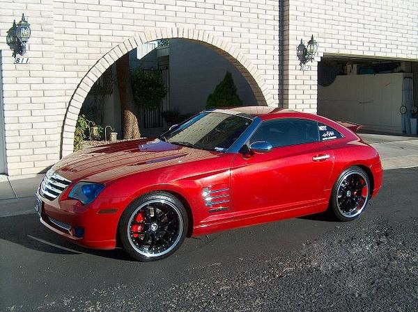 Southwestengines Modified Chrysler Crossfire 2004 With Images