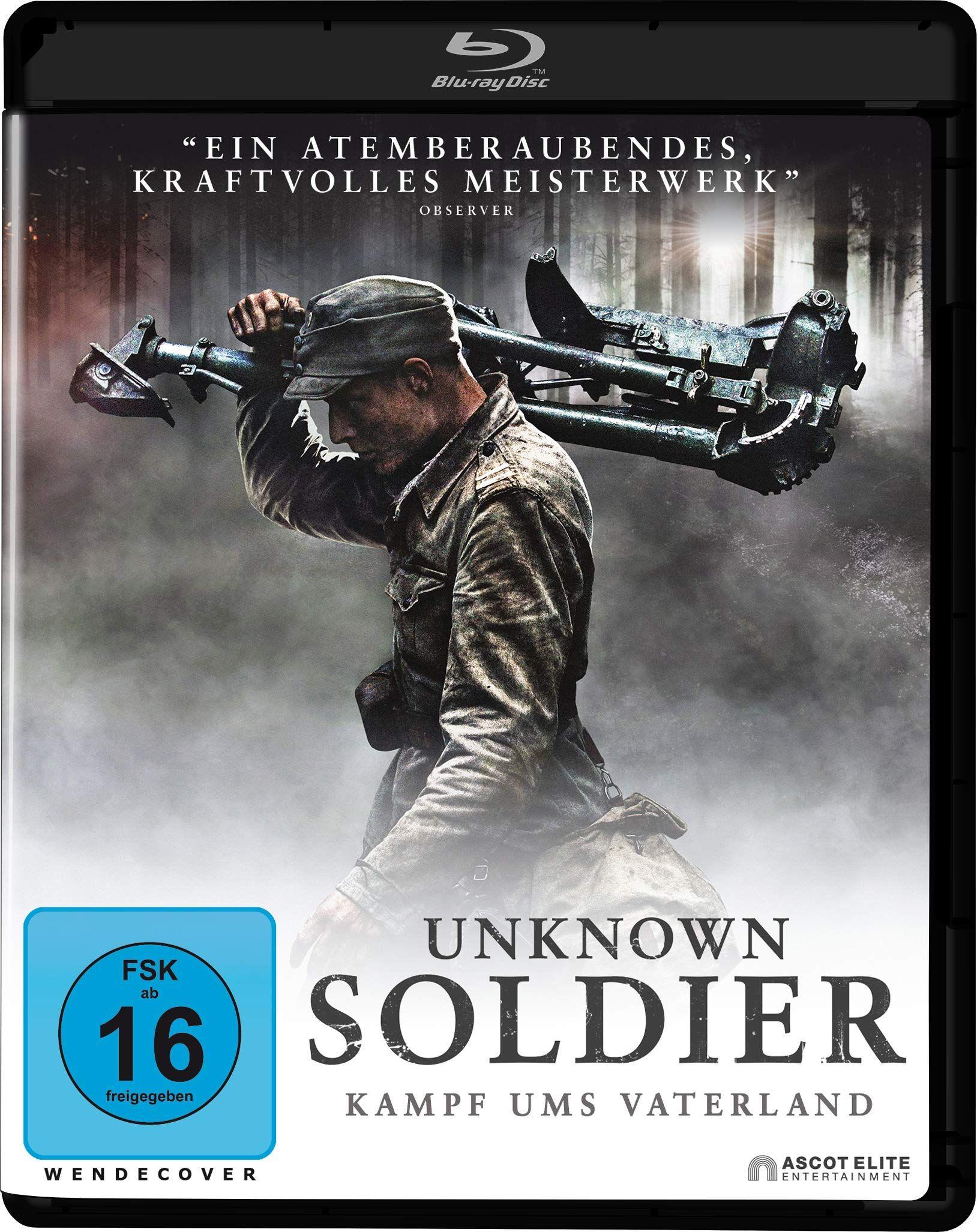 Unknown Soldier [Bluray] [Alemania] Soldier, Unknown,
