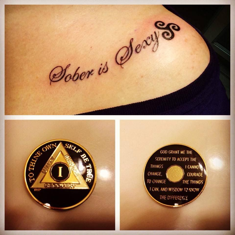 Tattoo Ideas Quotes On Addiction Sobriety Recovery: Sobriety And Recovery
