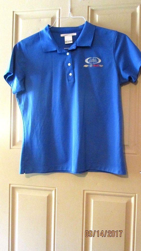 Cable Dahmer Gmc >> Cable Dahmer Brand Shirt Xl Chevrolet Buick Gmc Blue