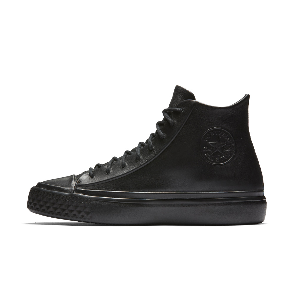 Mens Trainers Converse Chuck Taylor All Star Modern Lux Black