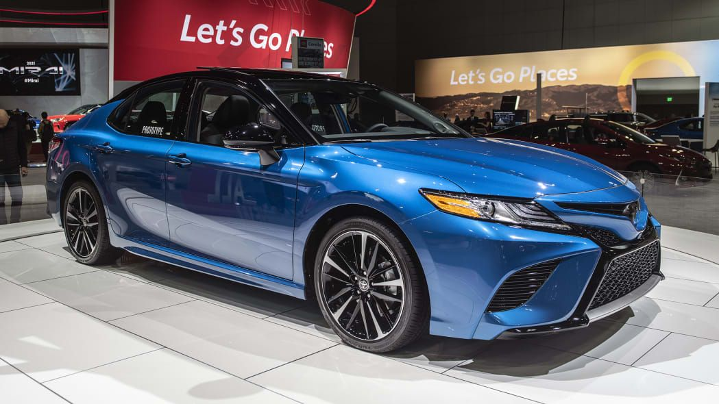 2021 Toyota Camry Features, Pricing, Performance, MPG and