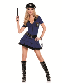 Adult Halloween Costume Sexy Police Officer  sc 1 st  Pinterest & Adult Halloween Costume Sexy Police Officer | Sexy Ideas | Pinterest ...