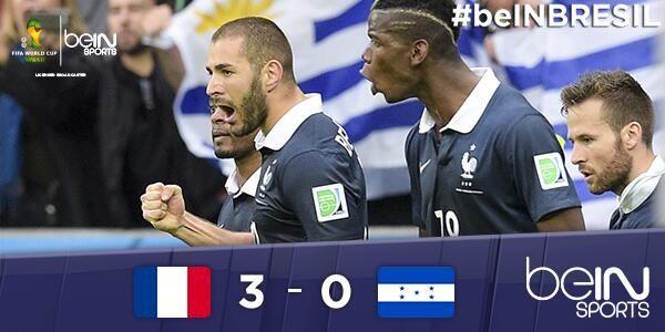Toutes les analyses des matchs des Bleus sur www.mafoot.fr