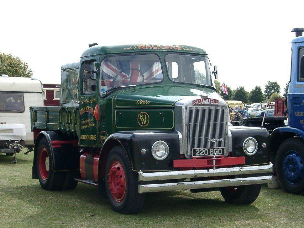Guy Big J | British Lorries | Pinterest | Classic trucks, Vehicle ...