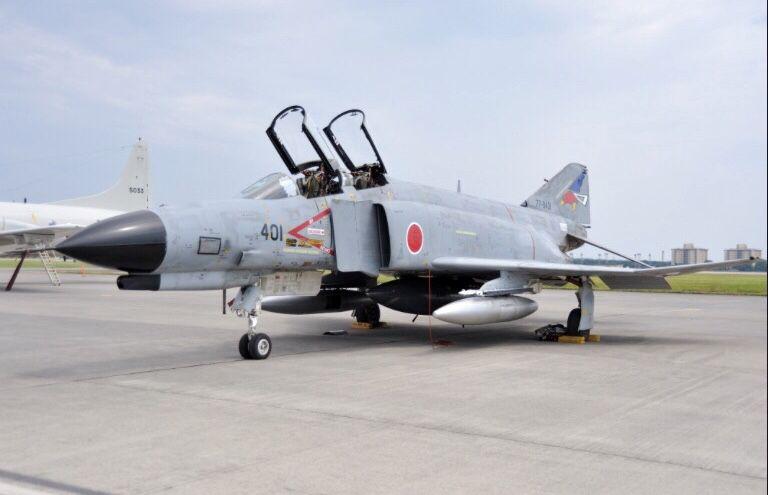 McDonnell Douglas F-4EJ Kai Phantom II - Japanese Air Self-Defense Force (JASDF), Japan - 302 Hikotai
