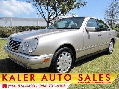 1999 Mercedes-Benz E-Class $7,988