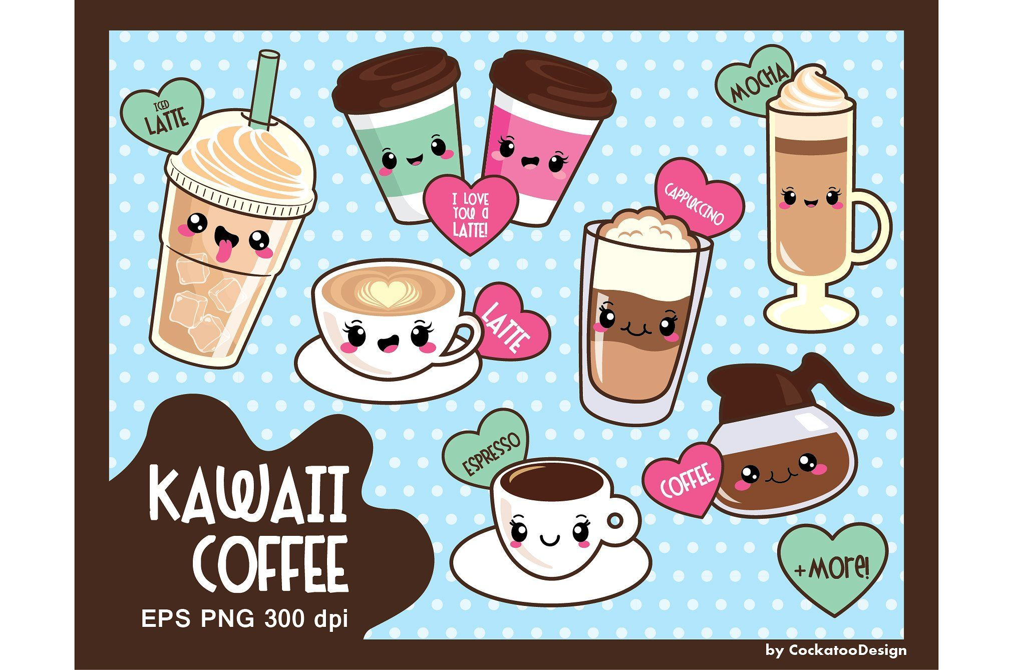Kawaii Coffee Cute Kawaii Drawings Kawaii Clipart Kawaii Drawings