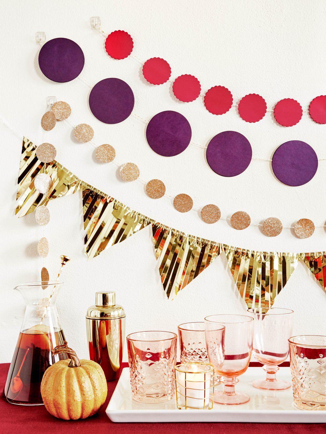 3 Ideas for Easy, Fuss-Free Friendsgiving Decorating | Diys ...