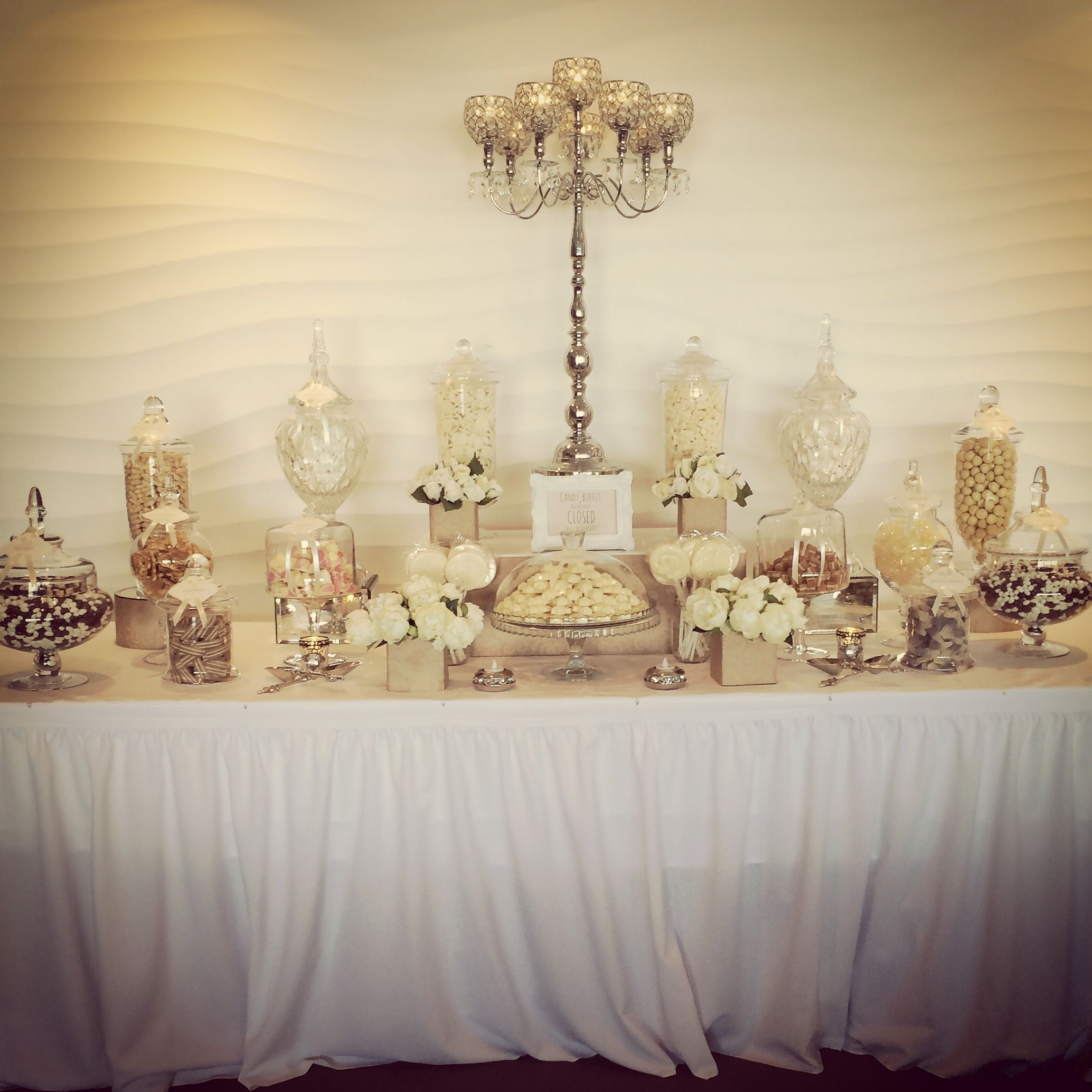 Vintage Wedding Candy Buffet By Rose And Violet Www Roseandviolet Au