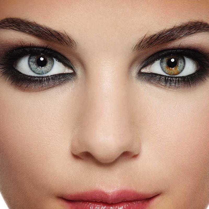 глаза разных цветов и форм фото всей территории поставить