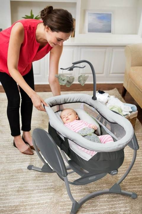 The Dreamglider Gliding Seat Amp Sleeper From Graco Easily