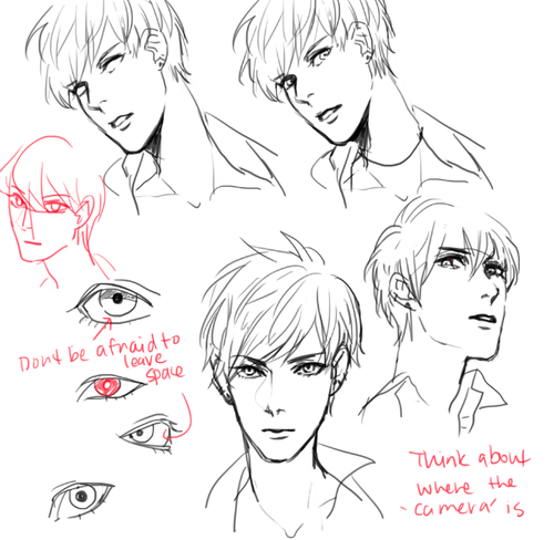 Learn To Draw Eyes Drawing poses male, Guy drawing