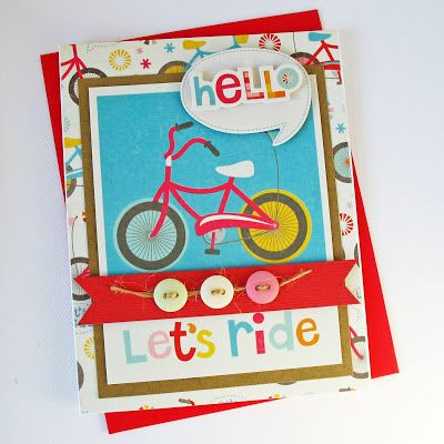 #papercraft #card Card-Blanc by Kathy Martin