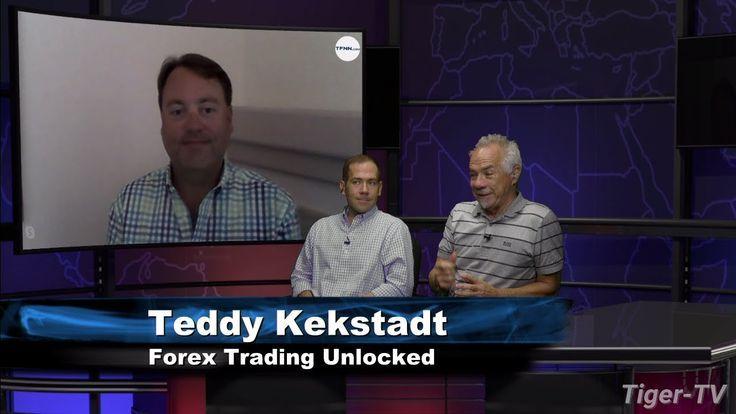 September 4th 2019 Teddy Kekstadt on The BullBear Trading Hour