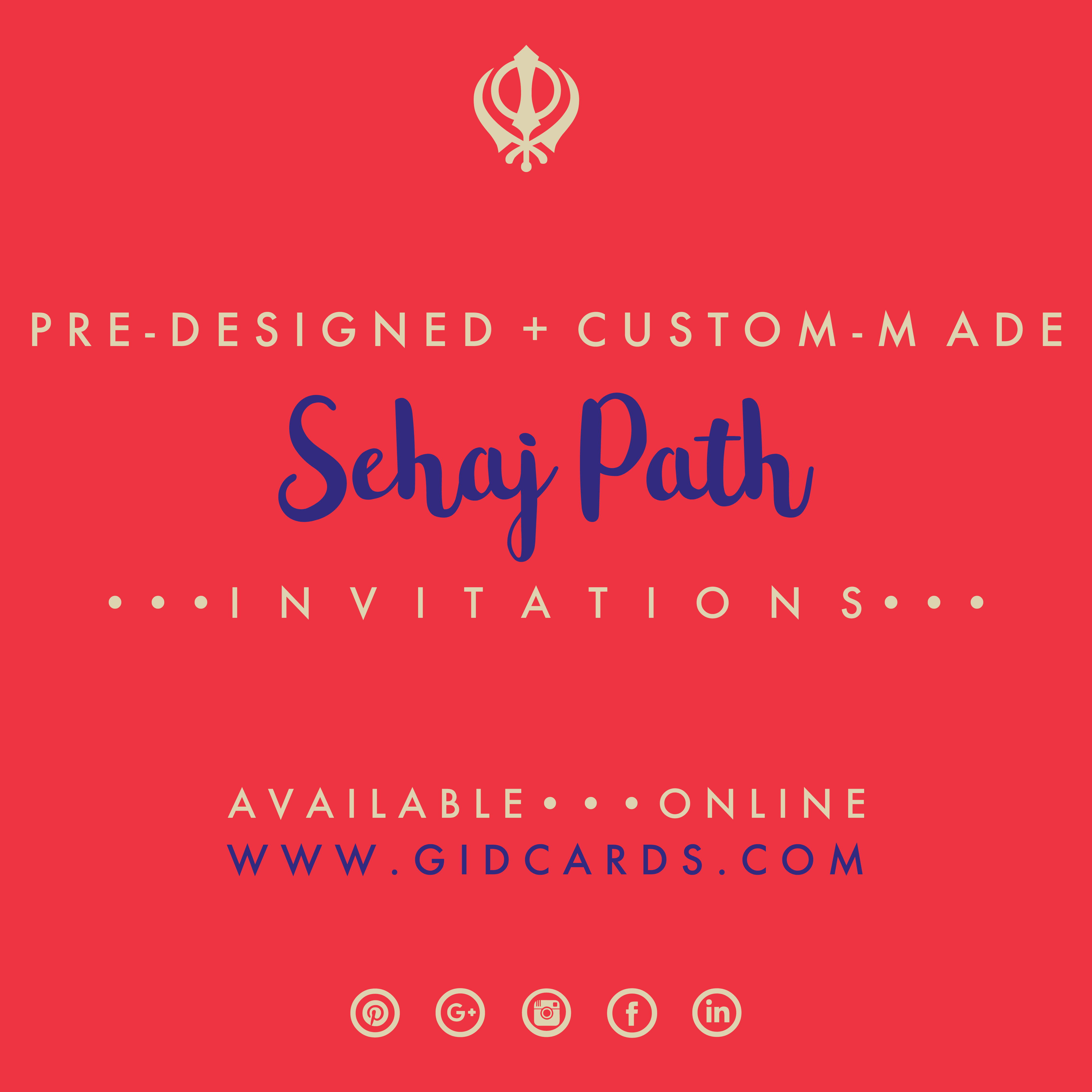 Pin By Rupymangat On Sukhmani Sahib Path Stationery Design My Design Stationery
