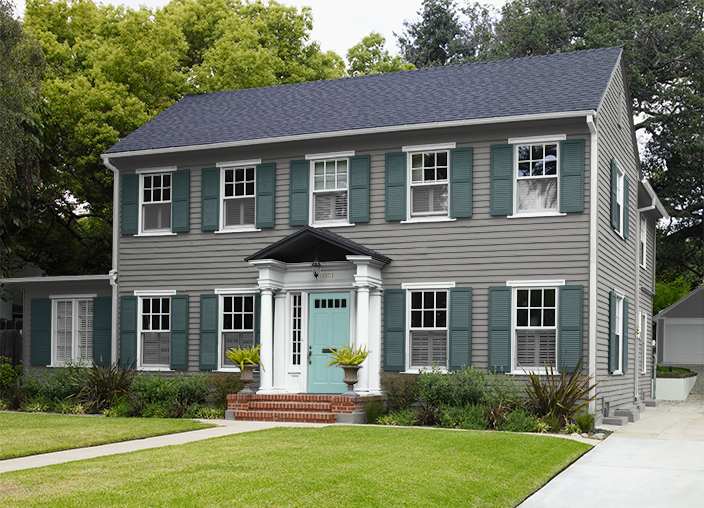 My Behr Saved Projects Behr Paint House Paint Exterior House Exterior House Colors