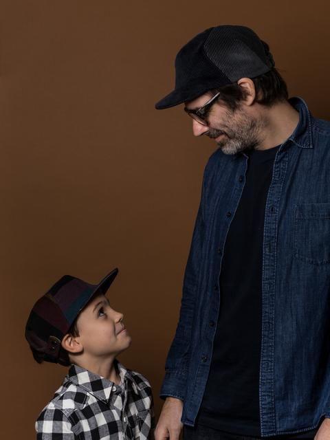 Les casquettes chez Le Panache | MilK