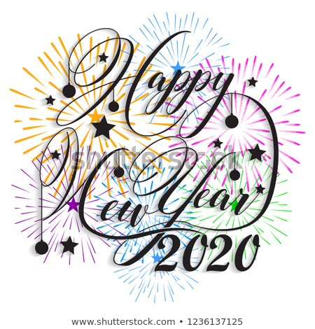 Happy New Year 2020 Background With Fireworks Happy New Year Images Happy New Year Greetings Happy New Year Text