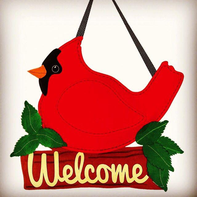 Cardinal door hanger  sc 1 st  Pinterest & Cardinal door hanger | Door decor | Pinterest | Door hangers ... pezcame.com