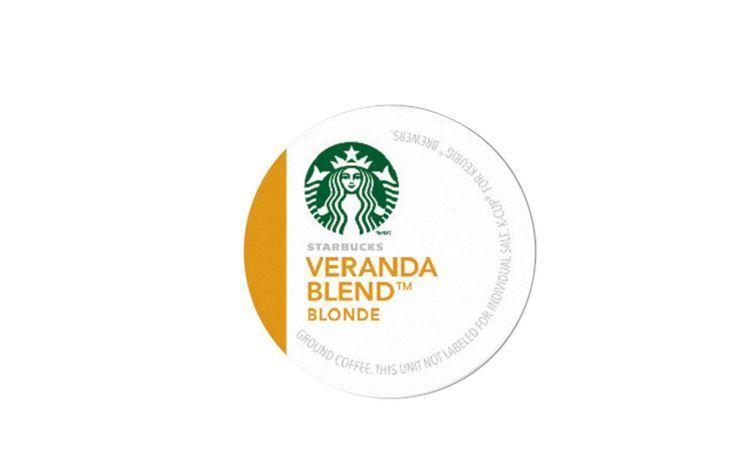Keurig® K-Cup® Pack 16-Count Starbucks® Veranda Blend™ Blonde Flavor Coffee #Keurig