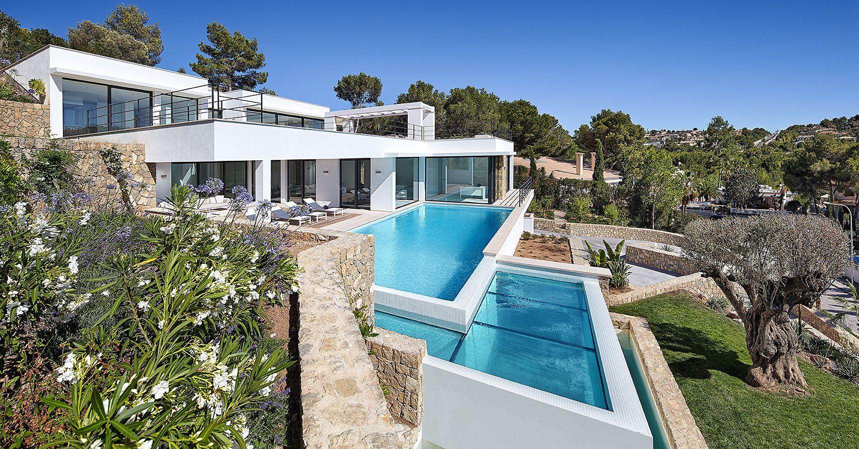 Schönste villa der welt  Villa S29 | Houses that I love | Pinterest | Villas, Exterior and ...