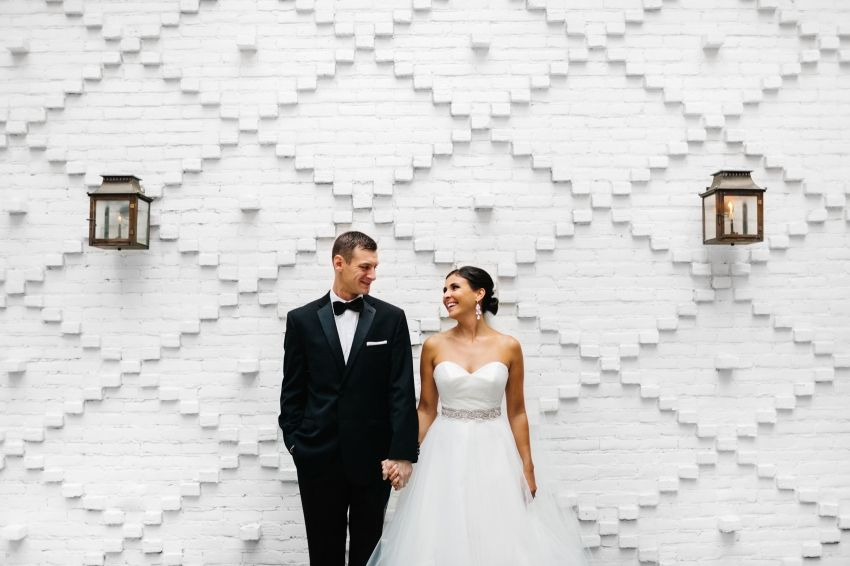 Stylish Oxford Exchange Wedding In Downtown Tampa