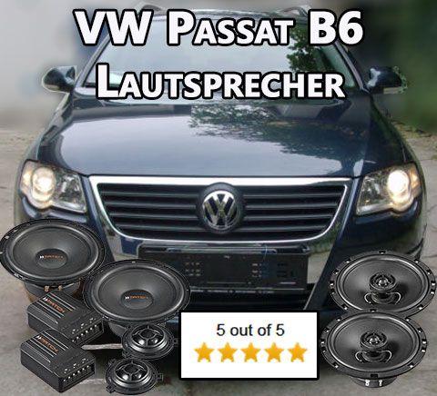 VW Passat B6 Lautsprecher http://www.radio-adapter.eu/home/auto ...