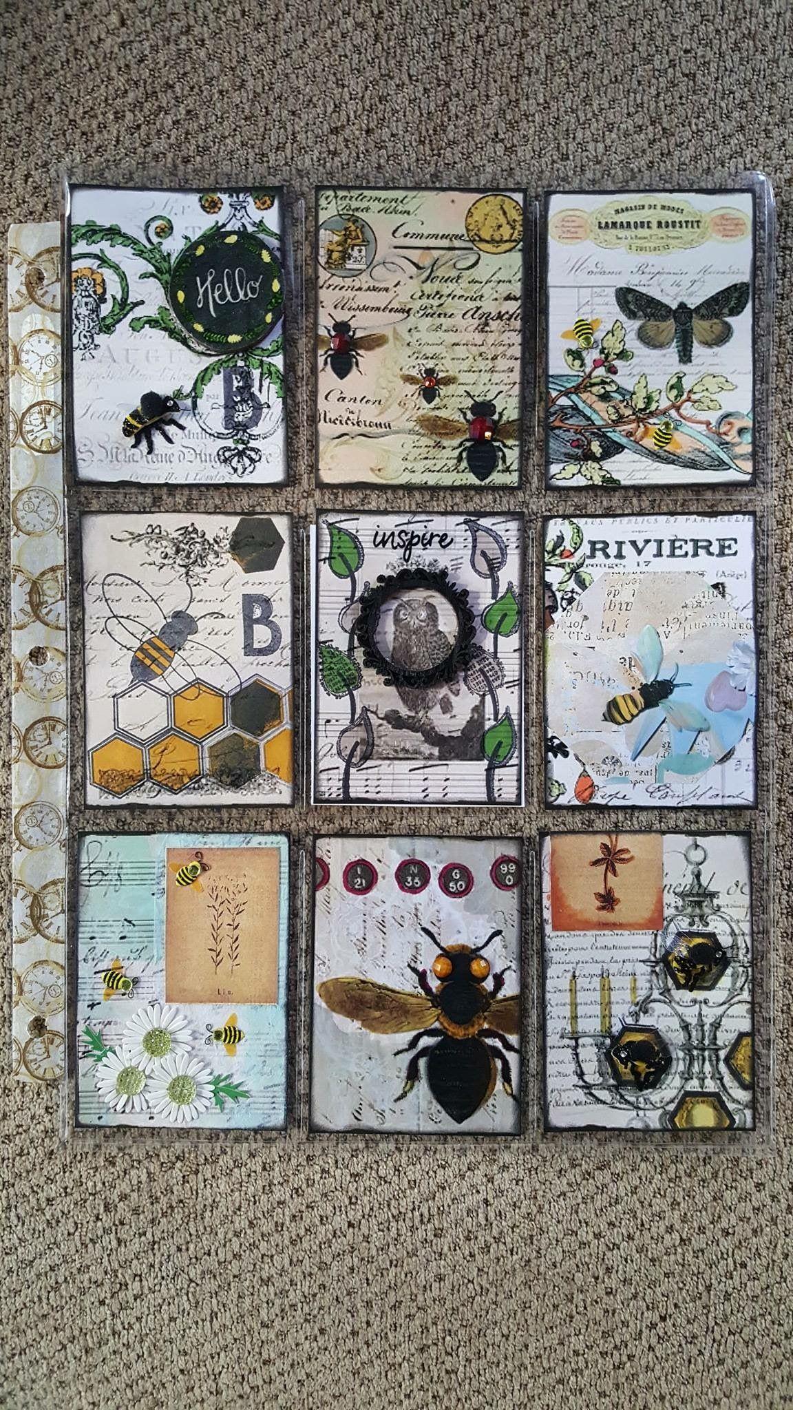 Bee pocket letter