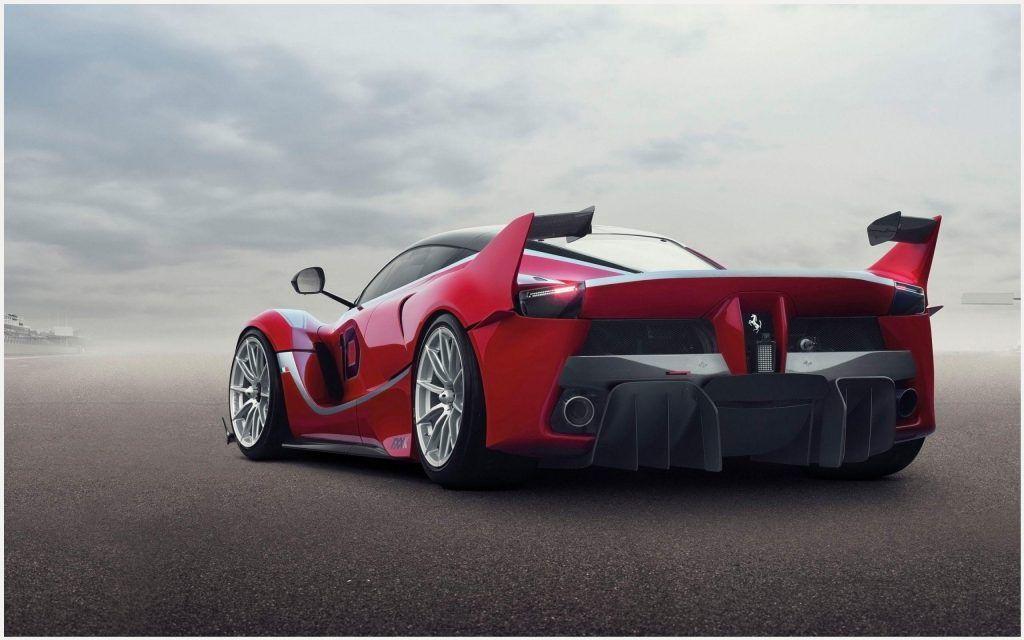 Attrayant Ferrari Laferrari Red Car Rear View | Ferrari Laferrari Red Car Rear View  Desktop Wallpaper,