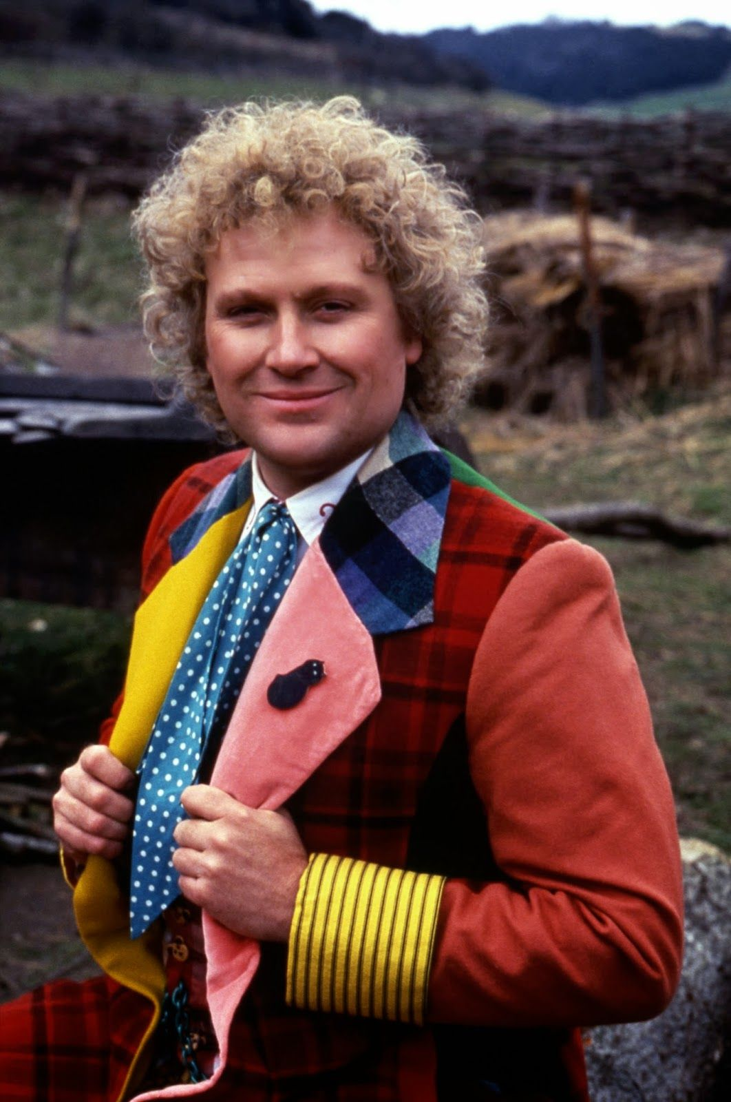 colin baker the stranger