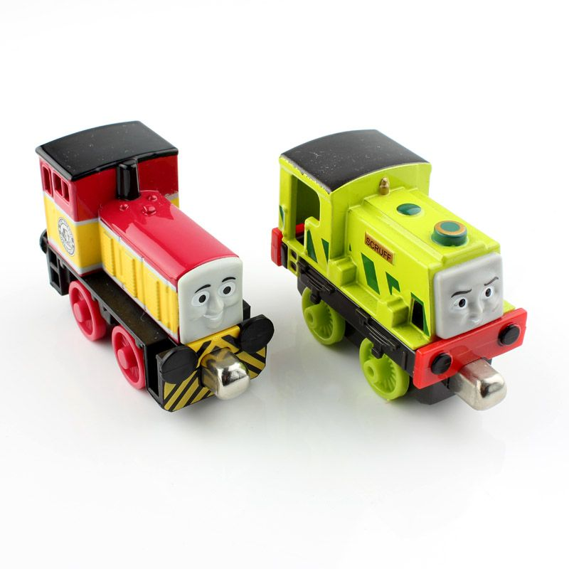 Click To Buy New Kids Thomas And Friends Trains Locomotive Mini Magnetic