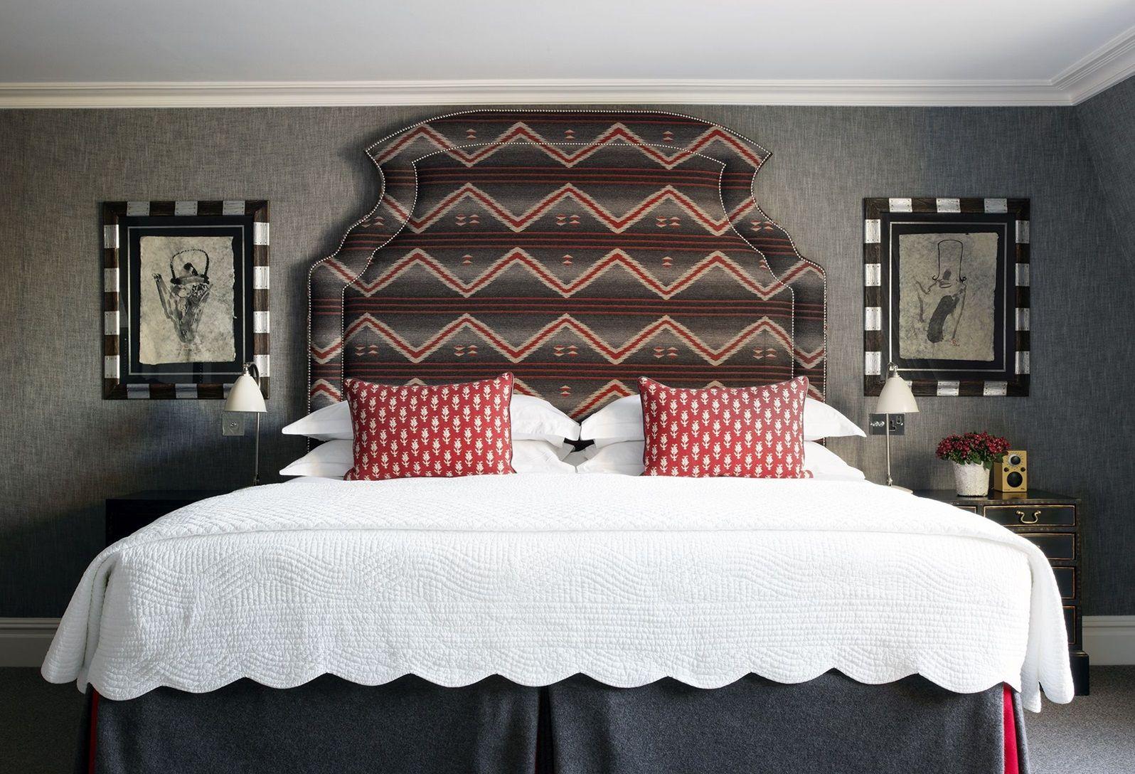 Charlotte Street Hotel 2 Bedroom Suite   Parsons Space Planning ...