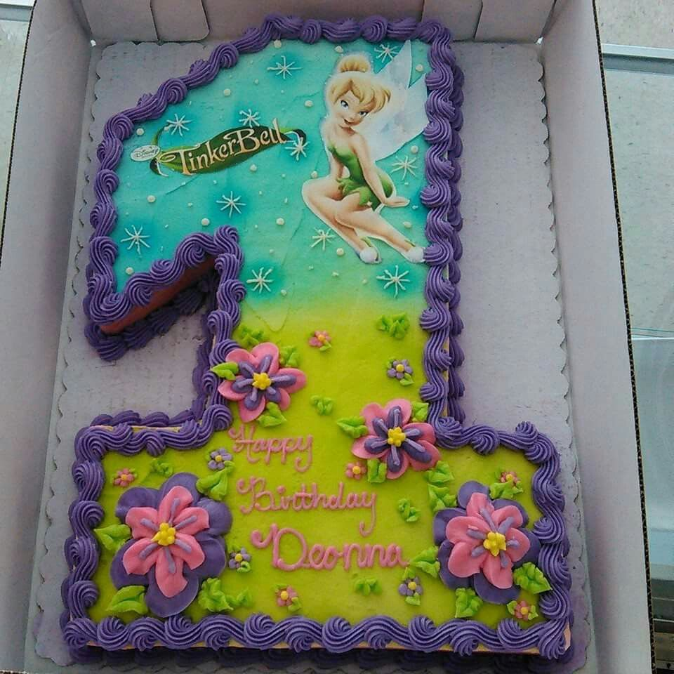 Astonishing Tinker Bell Cake Louisville Ky Cocos Cakes Bakery 502 836 Funny Birthday Cards Online Chimdamsfinfo