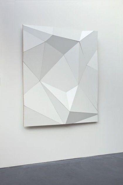 Daniel Robert Hunziker - Relief XXIV PAPER http://ffellow.tumblr.com/post/16028531045/daniel-robert-hunziker-relief-xxiv-420x630
