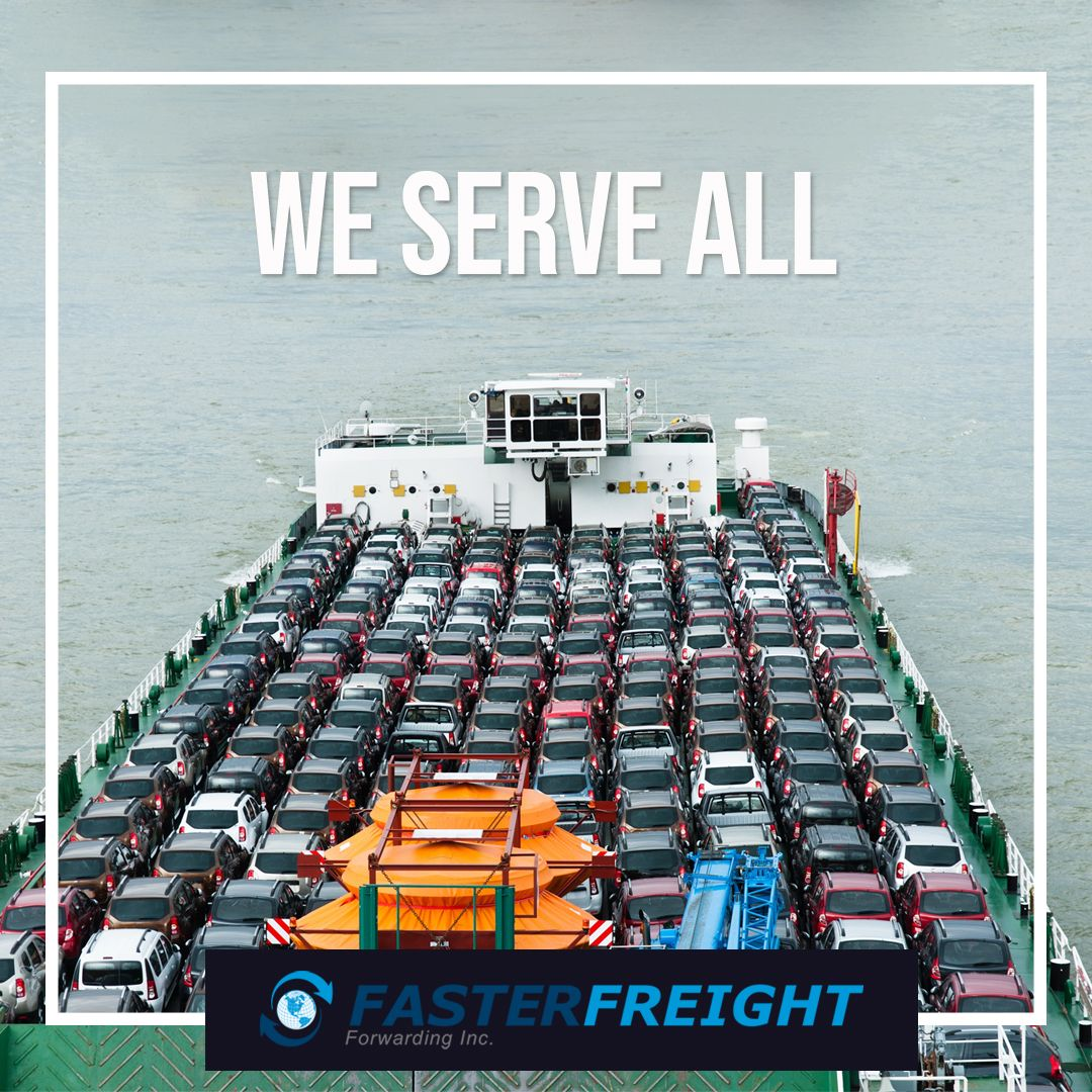 We Serve All in 2020 Ocean freight, Preventive