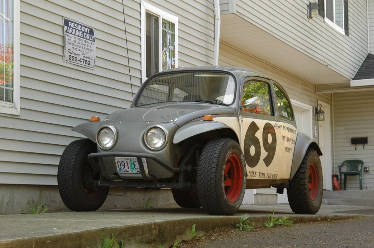 Custom cars vw beetle for rallycross grassroots motorsports forum