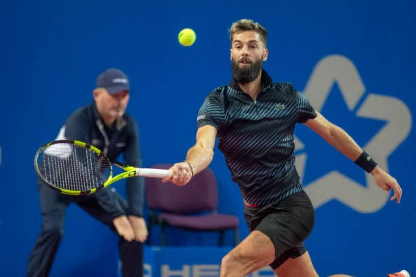 Benoit Paire People Are Waiting For Me To Play Badly Benoit Wait For Me Waiting