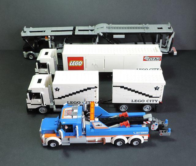 lego a gallery on flickr lego technic trucks lego. Black Bedroom Furniture Sets. Home Design Ideas