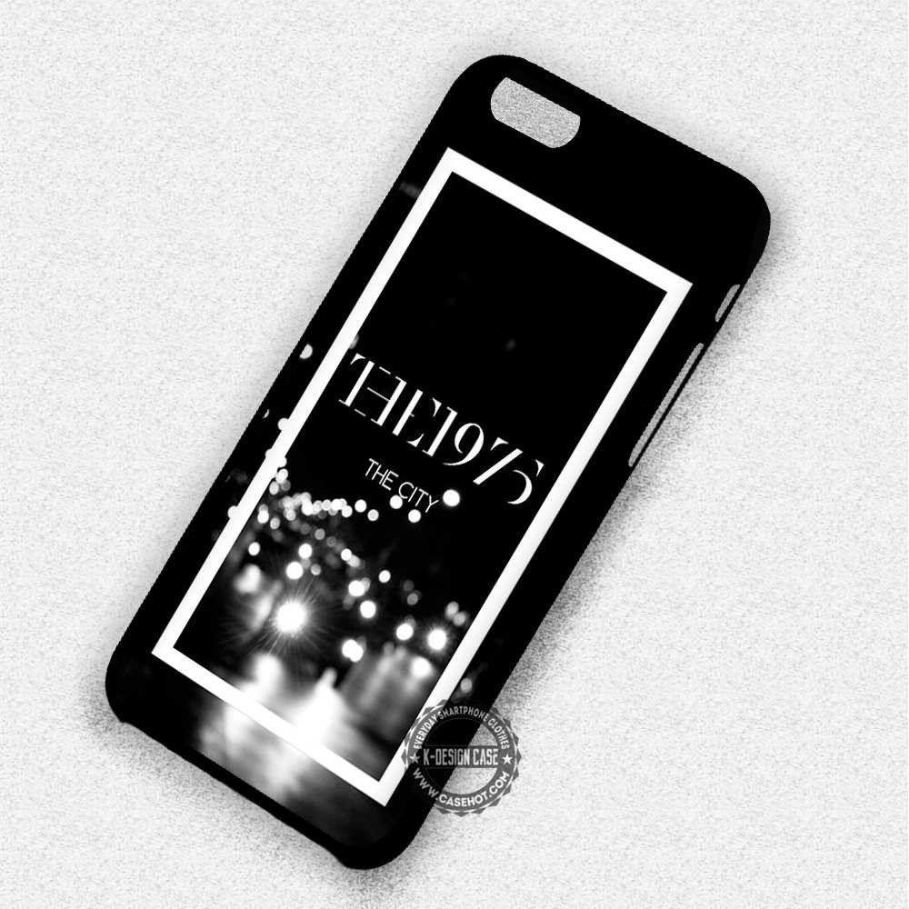 The 1975 Album iphone case