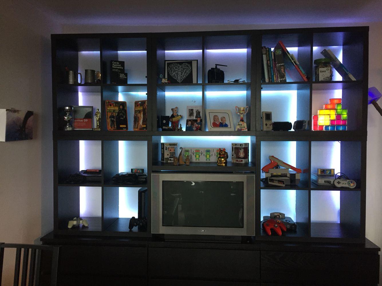 High Quality Nerd Shelf