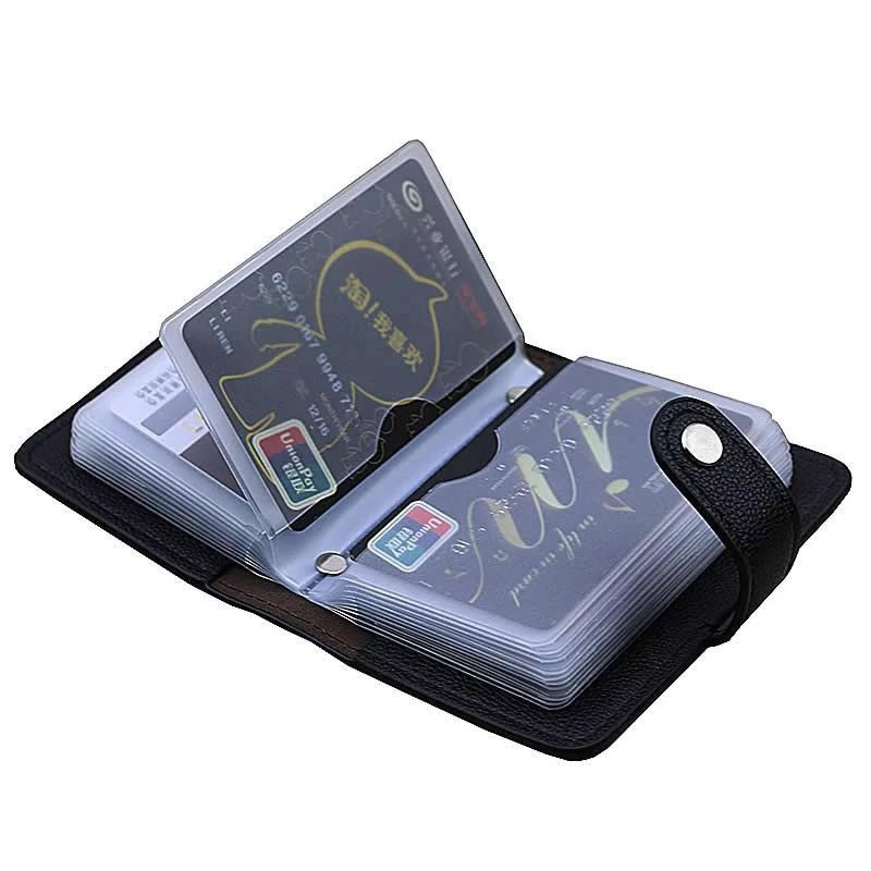 Stylish Leather Card Holder Credit Card Holder Wallet Leather Business Cards Card Holder Leather