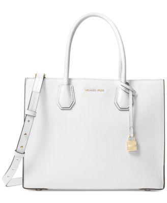 72d541283679 MICHAEL KORS MICHAEL Michael Kors Studio Mercer Large Convertible Tote. # michaelkors #bags #polyester #tote #leather #lining #shoulder bags #hand  bags #