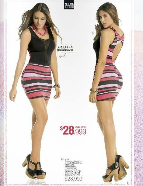 Carmel Campaa 1 2015 - Teens  Vestidos De Moda -4964