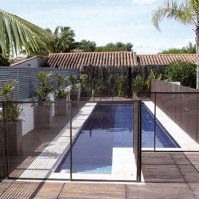 Barrière piscine BEETHOVEN TENDANCE Piscine Pinterest