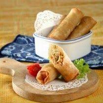Resep Lumpia Goreng Isi Ayam Pedas Dan Bihun Resep Kue Kering Ku Malay Food Pedas Food