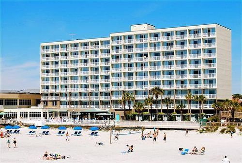 Charleston S Only Full Service Oceanfront Hotel Can Be Found On The Charming Sea Island Of Folly Beach